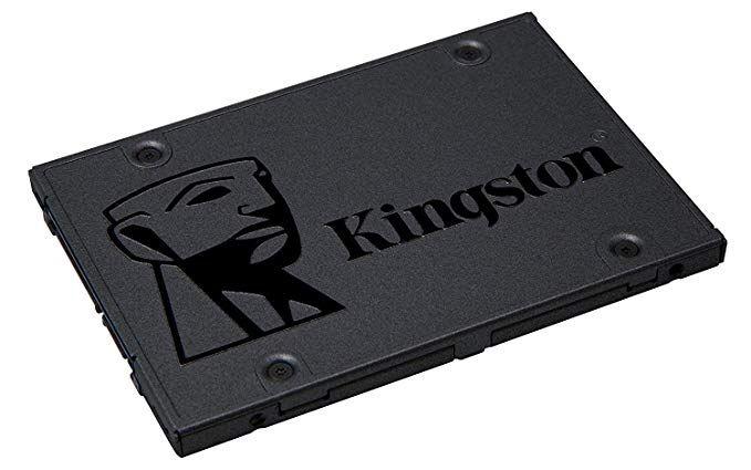 "Kingston SSD A400 - Disco duro sólido, 2.5"", SATA 3, 120 GB"
