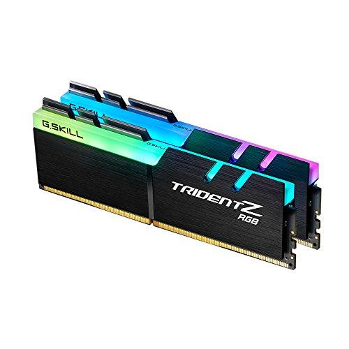 G.Skill Trident Z RGB módulo de - Memoria (16 GB, 2 x 8 GB, DDR4, 3200 MHz) CL 14