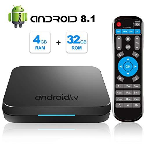 Android TV Box 4Gb RAM 32Gb ROM Amlogic S905X2