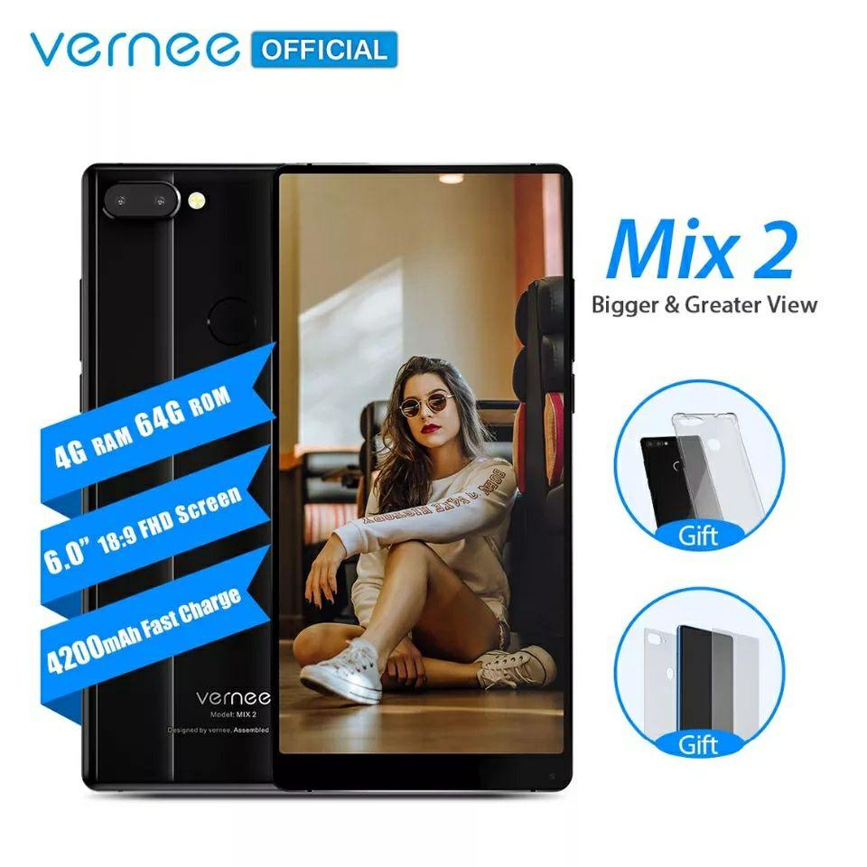 Vernee Mix 2 4GB/64GB