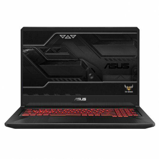 "ASUS TUF Gaming FX705GD-EW105 Intel Core i7-8750H/8GB/1TB+256GB SSD/GTX1050/17.3"""