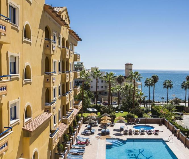 3 noches en Benalmádena en hotel 4* por 30€ por persona