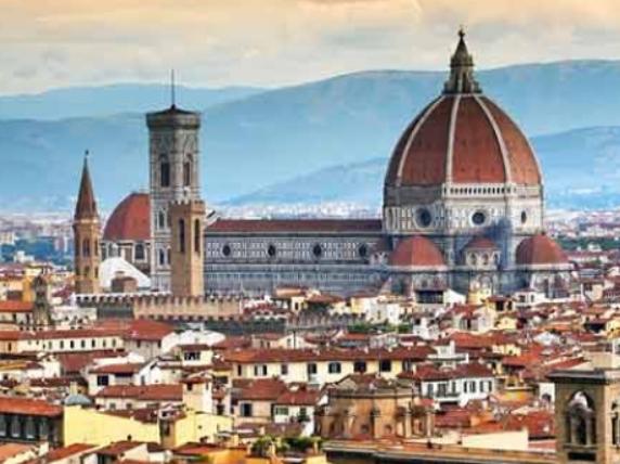 Fin de semana en Florencia desde 90€/p= hotel + vuelos