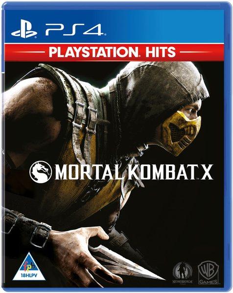 [AlCampo] Mortal Kombat X (PS4, Físico)