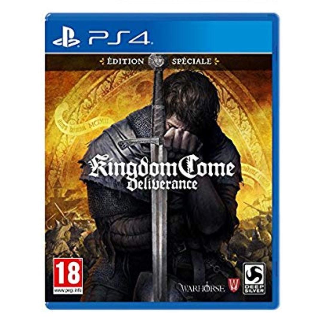 Kingdom Come Deliverance (PS4) - PlayStation 4idioma: español