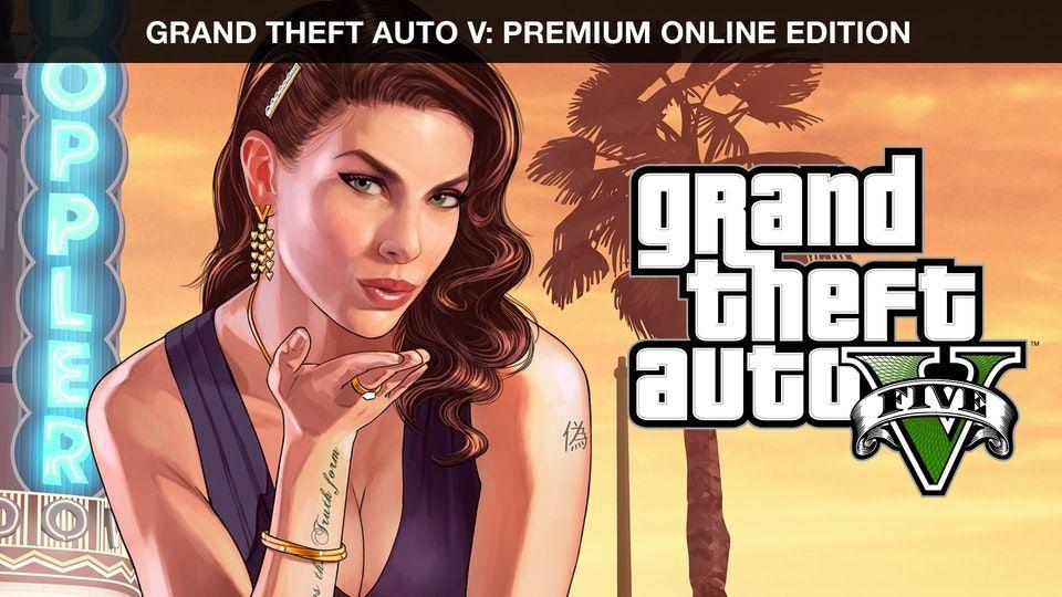 GTA V Premium Online Edition para PC