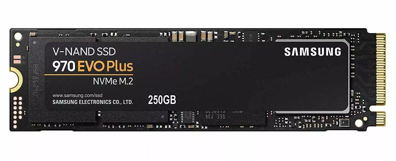 Samsung 970 EVO de 250GB