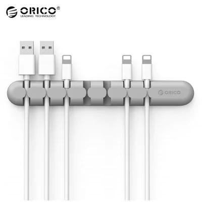 Organizador de cables para escritorio de Silicona ORICO CBS7
