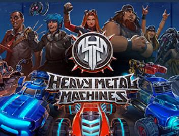 "PC (STEAM): DLC Stingray Pack para el Free to Play ""Heavy Metal Machines"" (GRATIS)"
