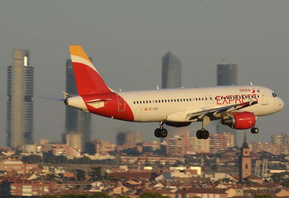 20% en vuelos Iberia