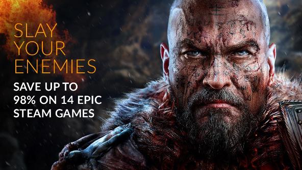 PC: NEMESIS BUNDLE - Desde 1€ por 4 juegos hasta 9,89€ por 14 juegos (Steam).