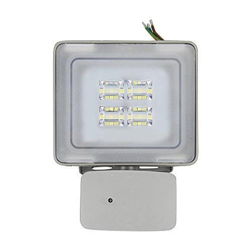 Foco LED con sensor de movimiento 10W