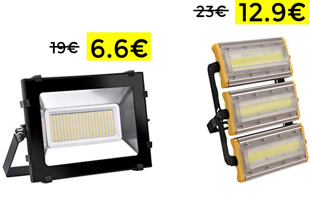 Preciazos en focos LED