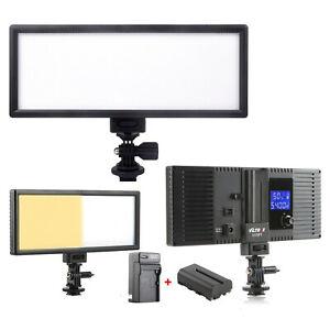 Panel LED Viltrox L132T DSLR/Streaming