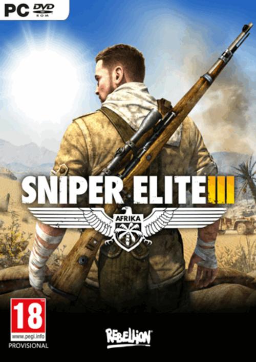 Sniper Elite 3 Afrika PC
