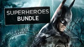 PC (STEAM): Injustice: Gods Among Us - Ultimate Ed., Batman: Arkham Asylum GOTY y Lego Batman por 3,99€