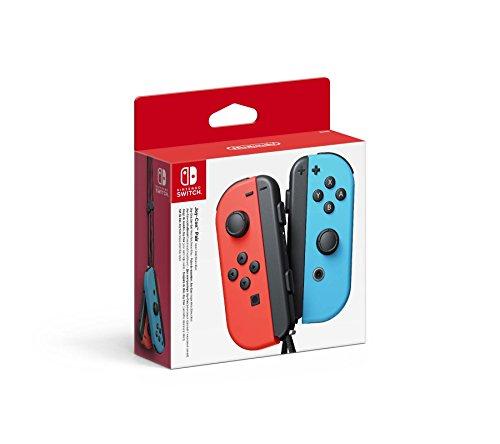 Mandos Joycon Nintendo Switch solo 64.8€