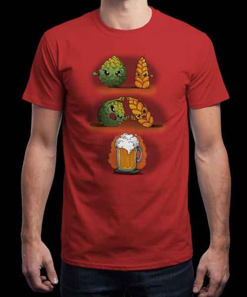 Rebajas desde el 75% en Qwertee en Camisetas