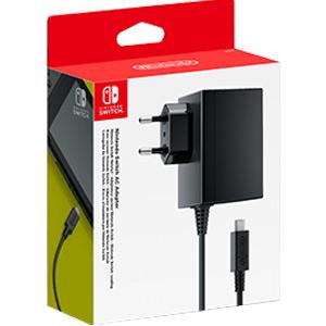 [AlCampo] Adaptador oficial Nintendo Switch
