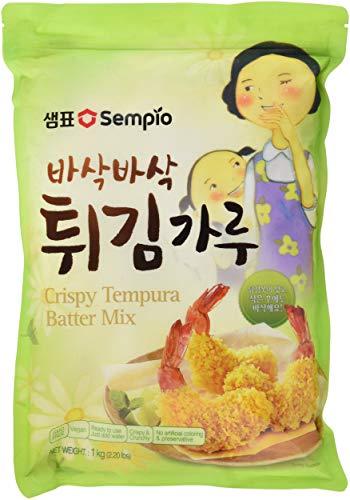 Harina Tempura Sempio - Pack 10 de 1.000 gr. (Total 10 kg.)