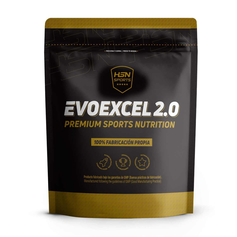 Proteinas de suero de leche Evoexcel 2.0 a 2X1 y 35% dto extra.