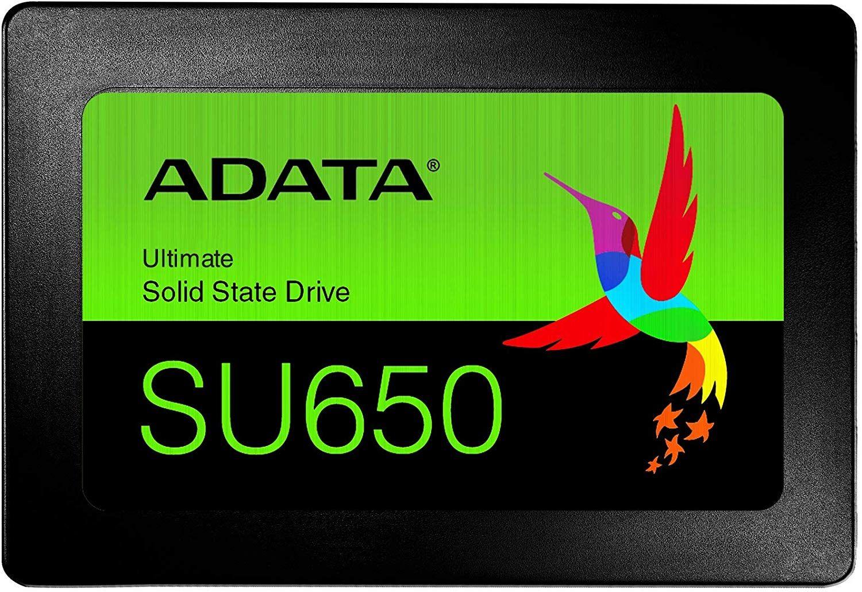 """ADATA Ultimate SU650 SSD 960Gb 2.5"""""""