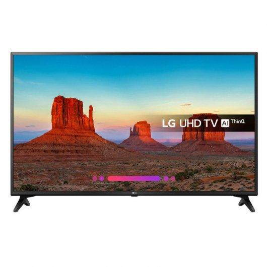 """Televisor LG 49"""" LED UltraHD 4K"""