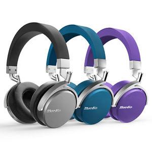 Casco Bluetooth 4.1 Bluedio Vinyl