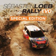 Sebastián Loeb Evo Rally - Special