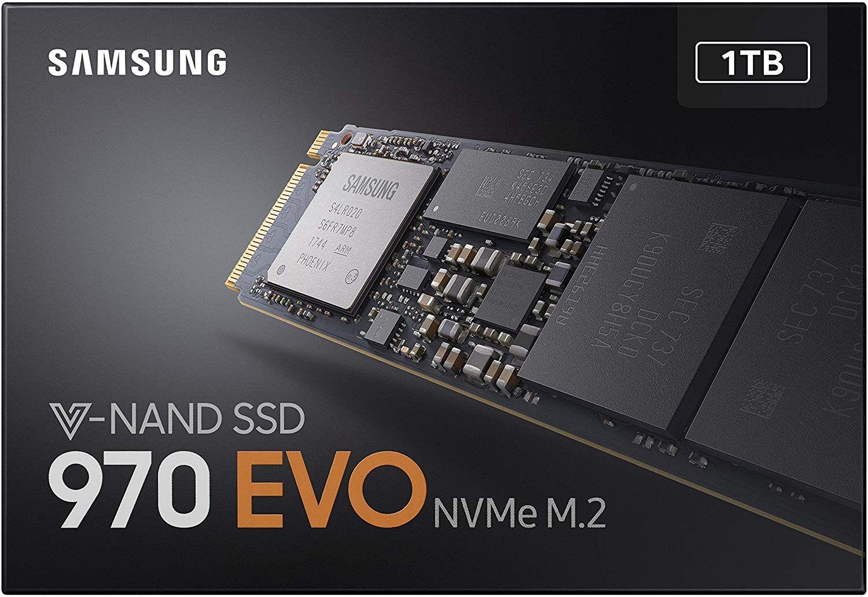 Samsung 970 EVO 1Tb SSD NVMe M.2