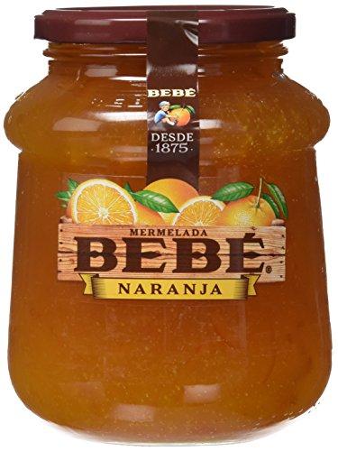 Casi 1 kg de mermelada de naranjas amargas BEBÉ. ProductoPLUS