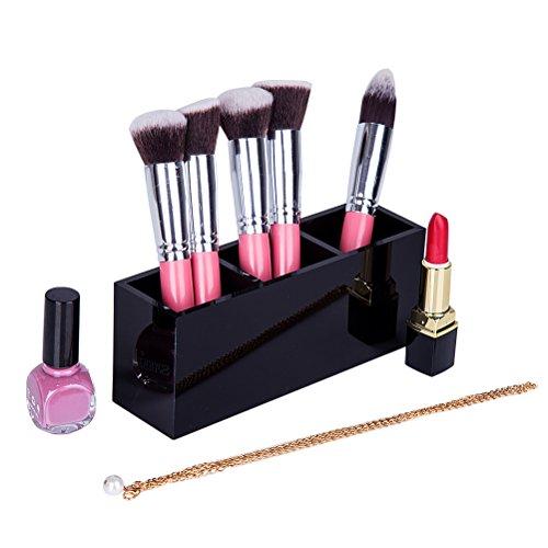 Organizador para maquillaje  con 3 ranuras