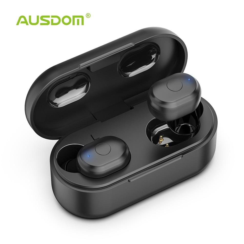 Auriculares inalambricos TW01 TWS Bluetooth 5.0