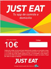 foto de Chollos y ofertas de Just Eat ⇒ enero 2020 Chollometro