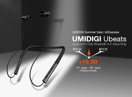 Auriculares UMIDIGI Ubeats