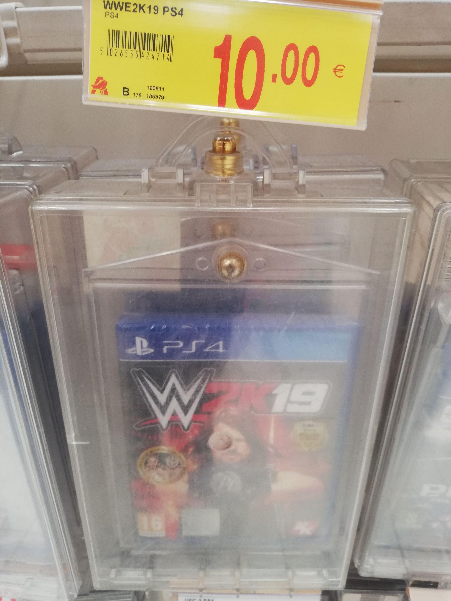 W2K19 de PS4 - Alcampo