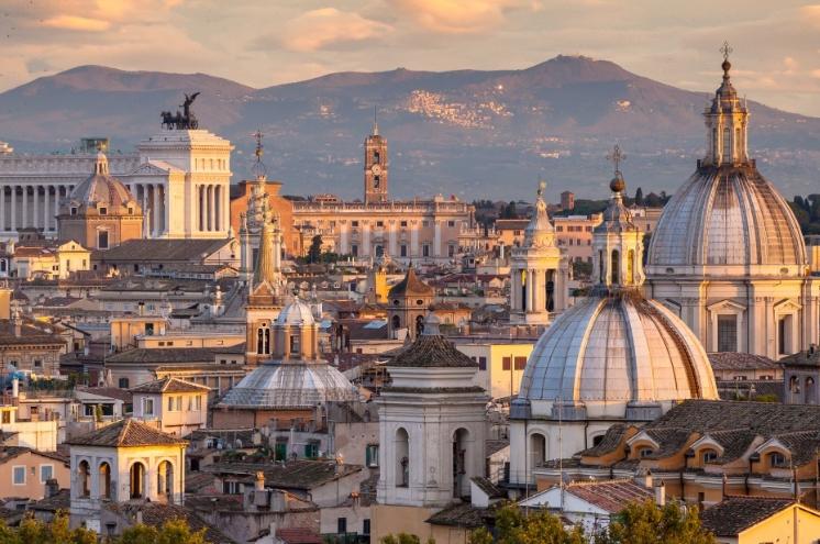 Vuelos (ida y vuelta) Madrid-Roma solo 36€
