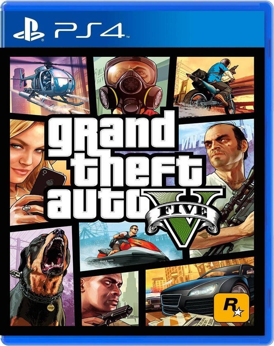 GTA V ps4 (online)