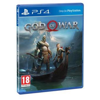 God of War - Edición Estándar (PS4) (23,74 € socio / 24,99 € no socio)