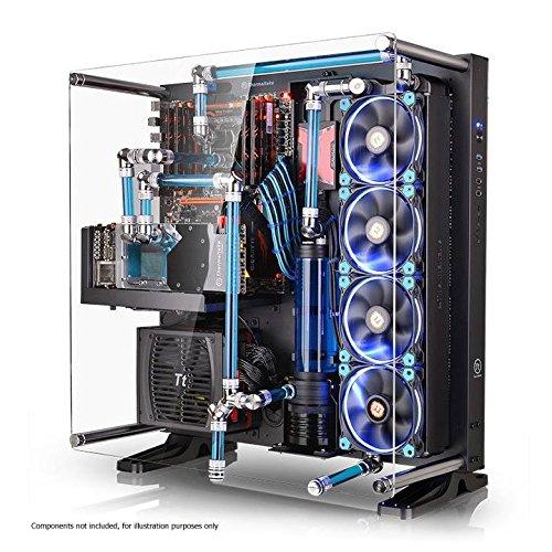 Caja de ordenador abierta de Thermaltake