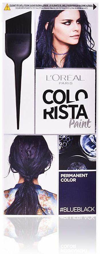 Tinte L'Oreal colorista Blueblack a preciazo