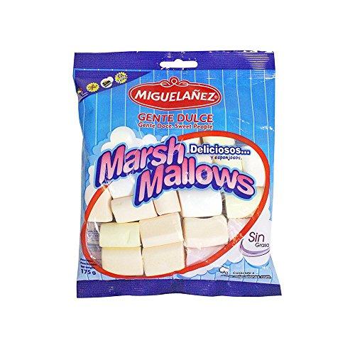 Miguelañez Marshmallow Bicolor 24 unidades (Temporalmente sin stock)