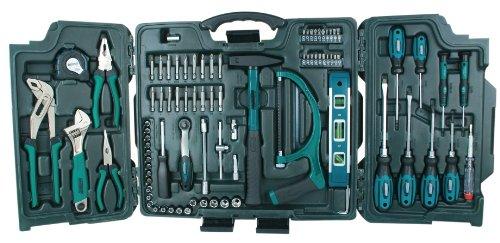 Juego de herramienta universal en maletín abatible Mannesmann - M29085