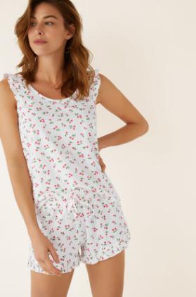 Pijama corto de Women Secret