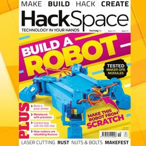 19 revistas GRATIS de Hackspace (Raspberry Pi)