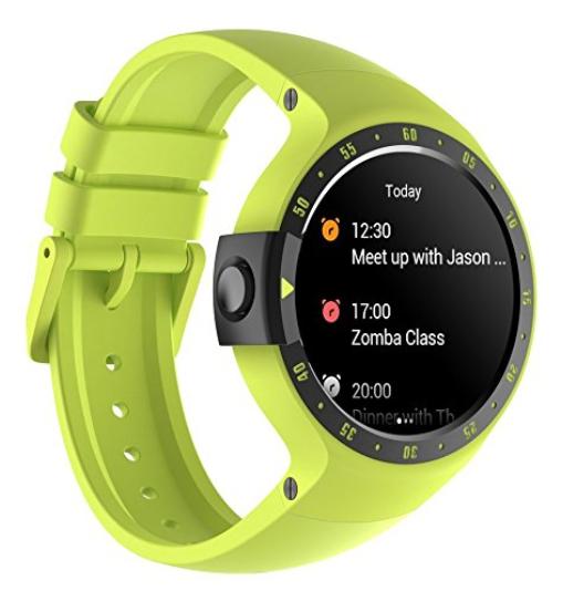 (Amazon) Ticwatch S, reloj inteligente (smartwatch) con Android Wear 2.0 rebajado
