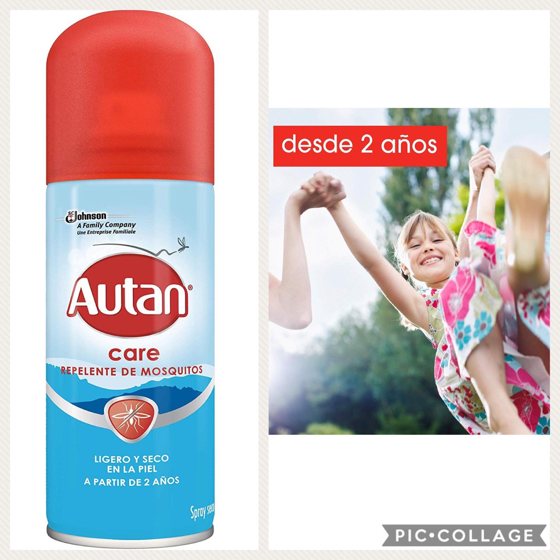 Repelente Autan niños desde dos años