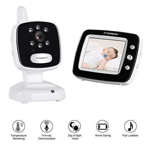 Vigilabebés Monitor de bebé inalámbrico