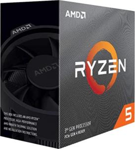 AMD Ryzen 5 3600 (198€) vs 3600X (269€)