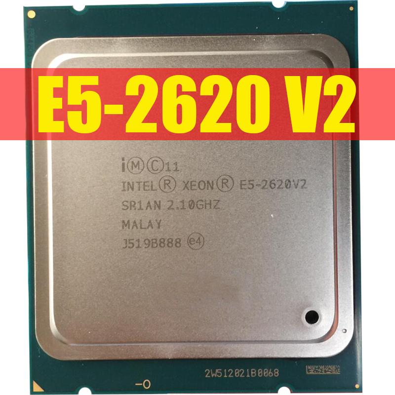 Procesador Xeon E5 2620 V2 (más potente que el Ryzen 5 1400)